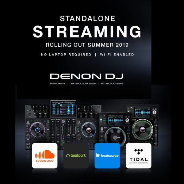 DENON DJ STR